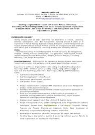 Mckinsey Resume Example Resume Example Consultant Resume Sample ...