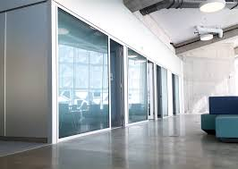 Office glass wall Partial Moodwall P4 Cubicles Moodwall Architectural Demountable Glass Walls By Modernfoldstyles