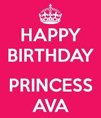 Happy Birthday Ava | Happy birthday babe, Morning quotes funny, Happy  birthday wishes quotes