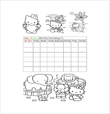 weekly reward chart printable reward chart template 13 free word excel pdf format download