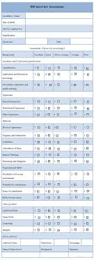 interview assessment form template best 25 hr interview ideas on pinterest computer help tech