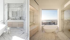 The Real Deal Bathrooms At 432 Park Avenue