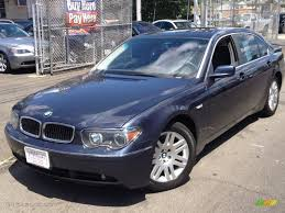 BMW Convertible 745i bmw 2003 : 2003 Toledo Blue Metallic BMW 7 Series 745Li Sedan #67073751 ...