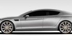 Aston Martin Rapide Schalten Walten