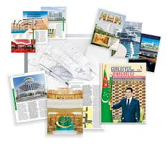 """Construction and Architecture of Turkmenistan"" magazine: Look ..."