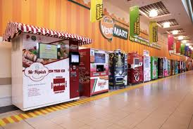Boxgreen Vending Machine Fascinating Here Are 48 Of Our Favourite Vending Machines In Giant's Vendmart