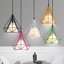 fabric pendant lighting. Pagoda Colored Metal Framework Pendant Light With White Fabric Shade Lighting