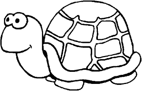 Small Picture Projects Inspiration Cartoon Turtle Coloring Pages Turtle Coloring