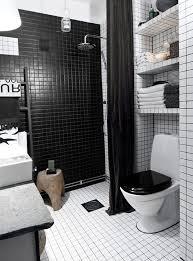 Nice Design Ideas Small Black And White Bathrooms Bathroom 2016 Designs