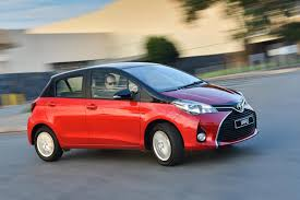 Toyota Adds 2-tone Paint Option To Yaris Line-up - Cars.co.za