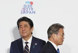 Japan-South <b>Korea</b> dispute <b>is</b> called 'disturbing and unhelpful'