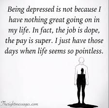 Depression Quote Mesmerizing Powerful Depression Quotes Sayings With Images The Right Messages
