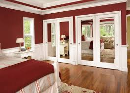 How To Cover Mirrored Closet Doors Charming Design Mirrored Closet Door Ideas Come With Built In