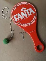 Another... - Original Russell Ding Bat - Coca Cola Paddleball ...