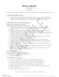 Cover Letter Food Server Resume Examples Food Service Manager