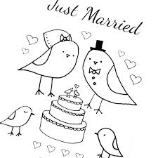 Wedding Coloring Pages Pdf Wedding Coloring Pages Wedding Coloring