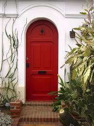 houses with red front doors. Unique Houses Tradition Of Painting Front Door Red For Houses With Doors D