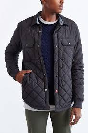8 best padded shirt images on Pinterest | Beautiful, Black media ... & CPO Russo Quilted Shirt Jacket - Black - Medium Adamdwight.com