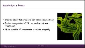How to educate teens with tb