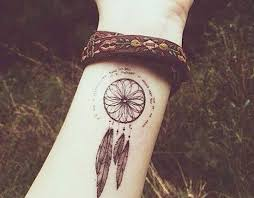 What Does A Dream Catcher Tattoo Mean 100 Beautiful Tattoo Designs Their Meanings 55