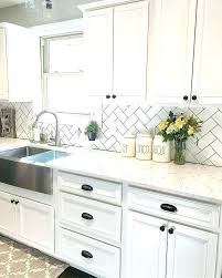 Subway Tile Patterns Backsplash Custom White Subway Tile Backsplash Ideas Subway Tile Patterns Best White