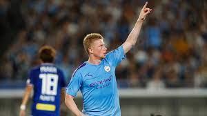 """De Bruyne verlängert vorzeitig bei Manchester City: """"Dieser Klub bietet mir  alles"""""""