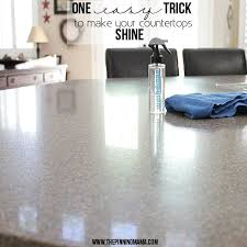how to clean your granite counter tops like a pro