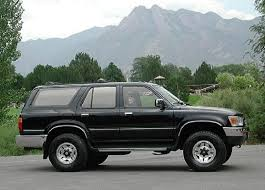 1994 Toyota 4Runner - Information and photos - ZombieDrive