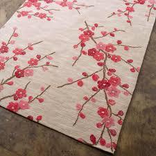 cherry blossom rug cherry blossom area rug on home depot area rugs
