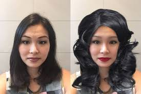 youcam makeup 1 khloe kardashian and indo tai tai filters lol just kidding there s no indo tai tai filter but you can have big hair if you so wish