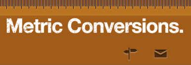 Metric Conversion Chart Calculator Herramientas Danona Customs