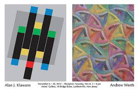 Alan J. Klawans and Andrew Werth: Ideal Forms - Hunterdon Happening