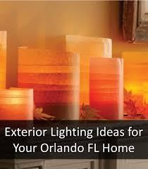 vase lighting ideas. Exterior Lighting Ideas For Orlando FL Home Vase E