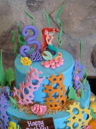 Ariel Cake Decorations Girl