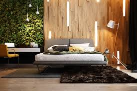 bedroom wall design ideas. Wooden Wall Designs: 30 Striking Bedrooms That Use The Wood Finish Artfully Bedroom Design Ideas M
