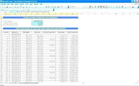 Balloon Payment Loan Simple Interest Loan Spreadsheet Balloon Payment How Calculate Car