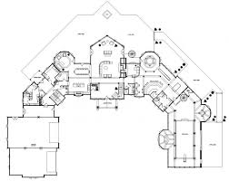 Petenwell Estate - Log Homes, Cabins And Log Home Floor Plans ...