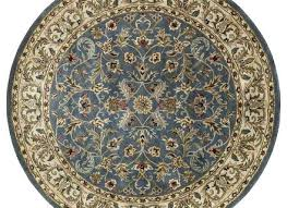 home depot round rug mystic blue 7 ft 9 in x 7 ft 9 in round home depot round rug