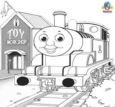 Small Picture Thomas Train Coloring Pages Printable Thomas Train Coloring Pages