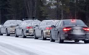 audi a8 2018 release date. delighful release 2018 audi a8 spotted during cold weather testing with audi a8 release date