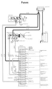 volvo fuse diagram on wiring diagram no power to fuse 4 we have replaced fuel pump s and relay and 2000 volvo s80 fuse box volvo fuse diagram