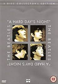 The <b>Beatles - A Hard</b> Day's Night [1964] [DVD]