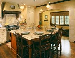 kitchen island table with chairs. Kitchen Diy Island Table Ideas How To Arrange A With Attached Chairs O