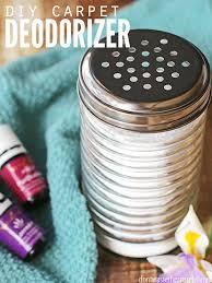 DIY Homemade Carpet Deodorizer