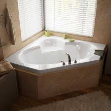 jacuzzi bathtub dealers best of venzi vz6060sar ambra 60 x 60 corner air jetted bathtub with