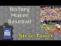 Softball Game Schedule Maker History Maker Baseball Review With Steve Tower Youtube