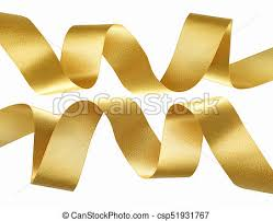 gold ribbon border golden ribbon border isolated on white stock image search photos