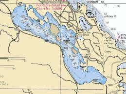 Lake Mi Depth Chart Grand Lake Fishing Map Us_mi_71_87 Nautical Charts App