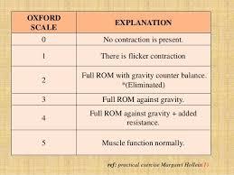 Manual Muscle Testing Upper Extremity Chart Mmt Grades Sada Margarethaydon Com