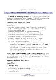 Plant Engineer Resumes 72 Sample Building Engineer Resume For Format Resume Template